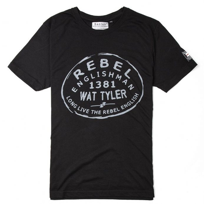 Wat Tyler T-shirt - Black